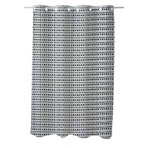Rideau de douche imprimé 180x200cm Gotam