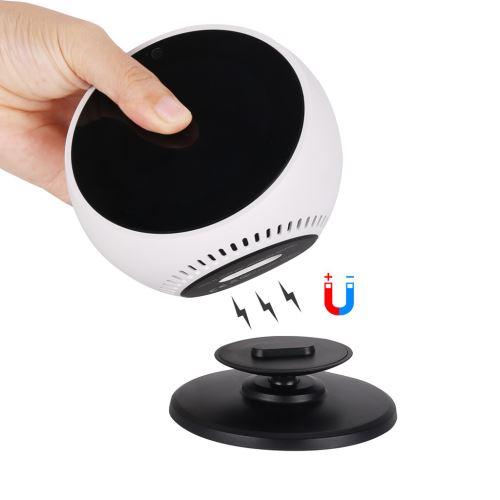 Pour Amazon Echo spot réglable 360 Rotation Support magnétique Support à base de wedazano214