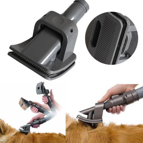 De haute qualité chien mascotte Brosse Pour Dyson Groom animaux Allergie Aspirateur