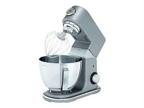 WMF PROFI PLUS 61.3021.5001 - Robot pâtissier - 1000 Watt - gris acier