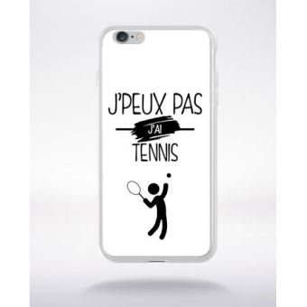 coque iphone 6 tennis