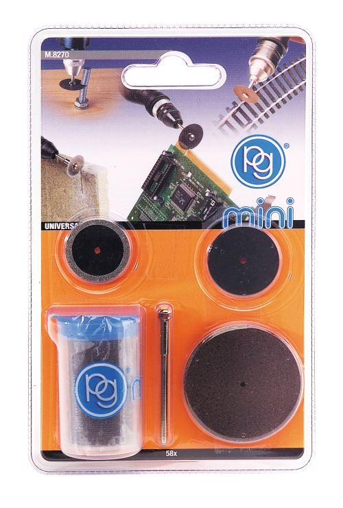 Set 58 accessoires decoupage - PG-Mini