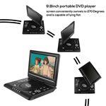 Lecteur Dvd Portable Pas Cher Achat Tv Home Cinéma Top