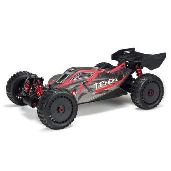 Arrma Typhon 6 S 4x4 BLX Race Buggy ALU-SUPPORT MOTEUR NEUF