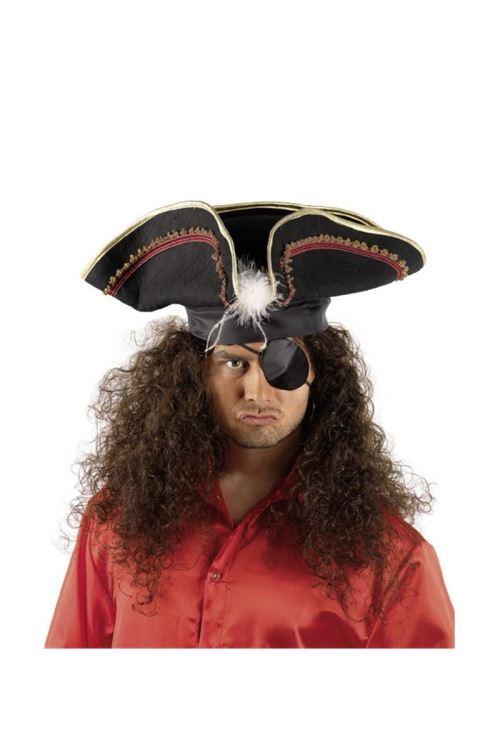 Chapeau De Pirate En Feutre