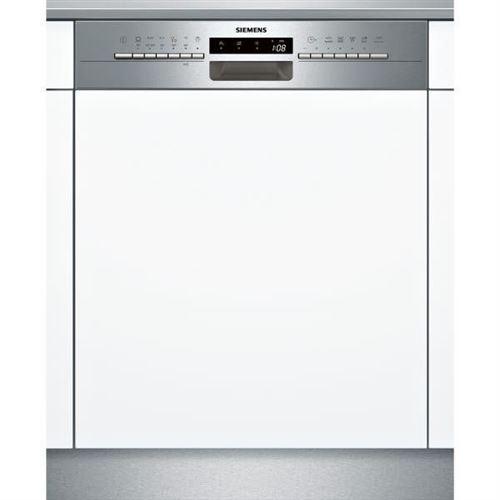 Siemens SN536S01AE - Lave-vaisselle - intégrable - Niche - largeur : 60 cm - profondeur : 55 cm - hauteur : 81.5 cm - acier inoxydable