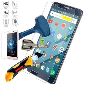 Accesorios para móviles y PDAs Protectores de pantalla Lot 4 Film protection écran VERRE Trempé Vitre anti casse Wiko U Feel Prime