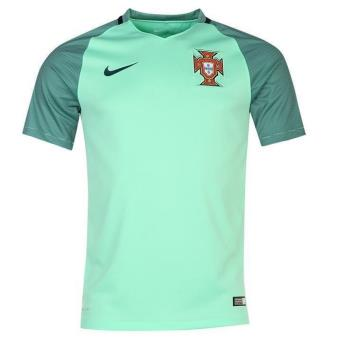 Maillot Officiel Nike Portugal Away Euro 2016 Maillots de