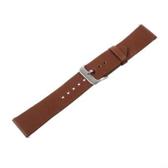 Bracelet en cuir véritable Sangle pour Samsung Gear S3 Frontier / S3  Classic , Marron , Achat \u0026 prix