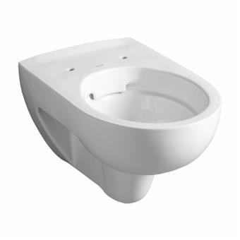 cuvette wc suspendue sans bride prima 54cm allia blanc installations salles de bain. Black Bedroom Furniture Sets. Home Design Ideas
