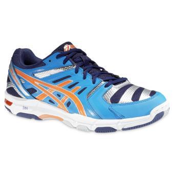 Badminton Asics Gel Hunter 2 Chaussures De Sport En Salle Femme Bleu — Siempre Es Sábado