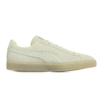Baskets Puma Suede Mono Ref Iced Wns 36210109 Chaussures
