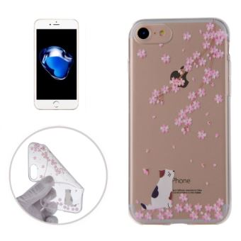 coque iphone 8 ceriser