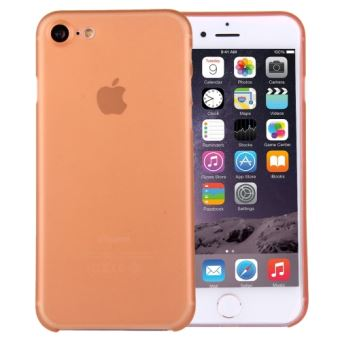 coque iphone 8 orange