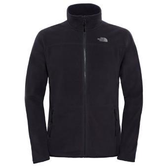 trouver le prix le plus bas conception adroite belle et charmante Veste The North Face 100 Glacier Noire Taille XL