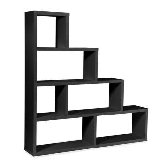 etag re escalier en bois h164cm l164cm 6 niches scala. Black Bedroom Furniture Sets. Home Design Ideas