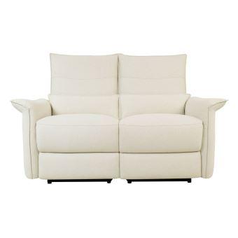 canap relax lectrique avec t ti re amovible acidalie. Black Bedroom Furniture Sets. Home Design Ideas