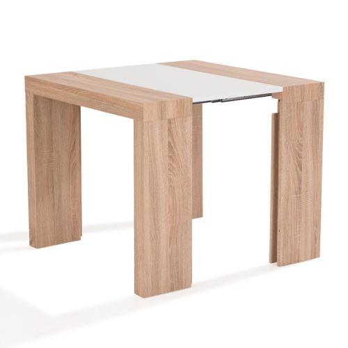 Chêne Extensible Rallonges Table Extend 6 Console Avec Achat QrtsdxBhCo