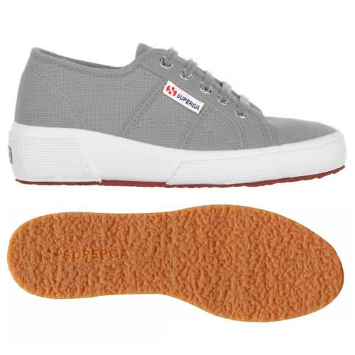 SUPERGA Chaussures 2905-COTW LINEA UP Adulte, AND DOWN pour Adulte, UP style classique, couleur unie 64f488