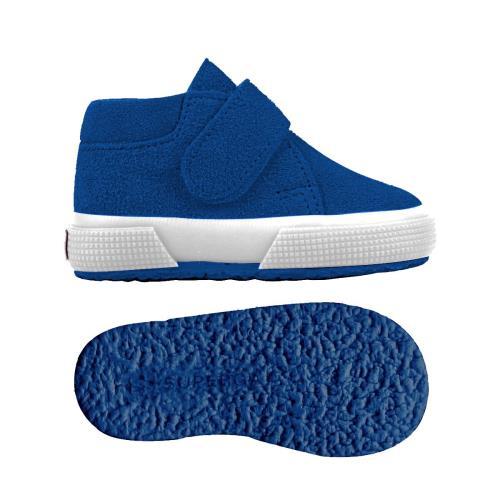 SUPERGA Chaussures 2174-BSUJ pour et bébé garçon et pour bébé fille, style classique, couleur unie 882498