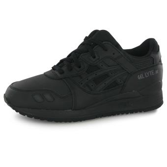 chaussures gel lyte iii noir homme asics