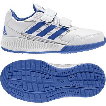 4f7a017706 Adidas - Chaussures junior adidas AltaRun - blanc/bleu/gris - Chaussures et  chaussons de sport - Achat & prix | fnac