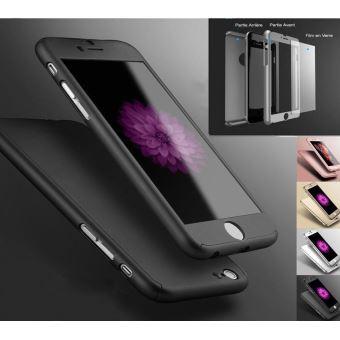 coque iphone 6 noir 360