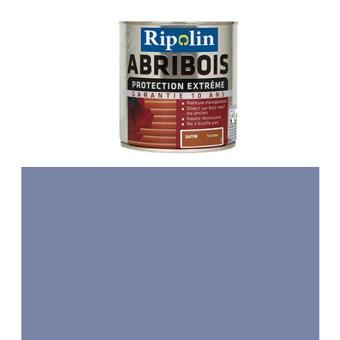 Ripolin Peinture Abribois Satin Boiseries Extérieures 25 Litres