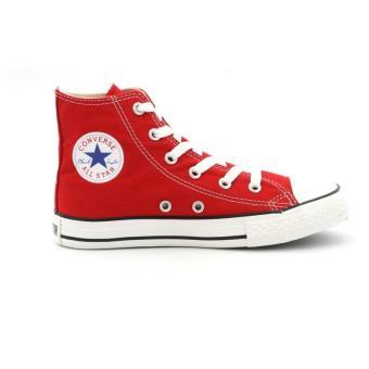 CONVERSE All Star Hi C Rouge 32 Enfant