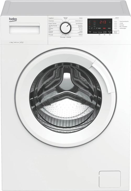 Lave linge frontal BEKO WMB 9455