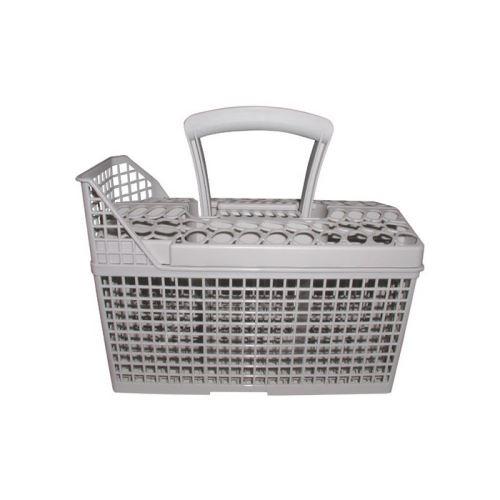 Panier a couverts complet gris pour lave-vaisselle aeg - zanussi - electrolux - 8723176