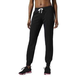 69df4a21f1cdb Reebok Pantalon molleton Elements noir Taille XL Adulte Femme - Pantalons  de sport - Achat   prix