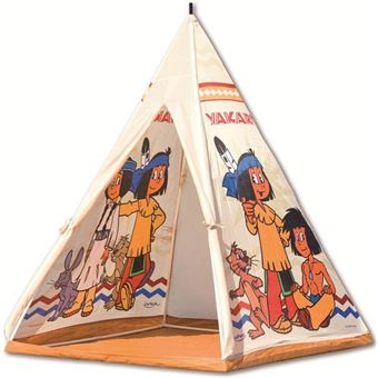 john 78607 tente tipi indien yakari 100 x 100 x 140 cm. Black Bedroom Furniture Sets. Home Design Ideas
