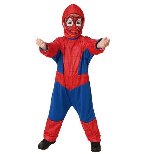 Déguisement spider héros enfant 2-4 ans