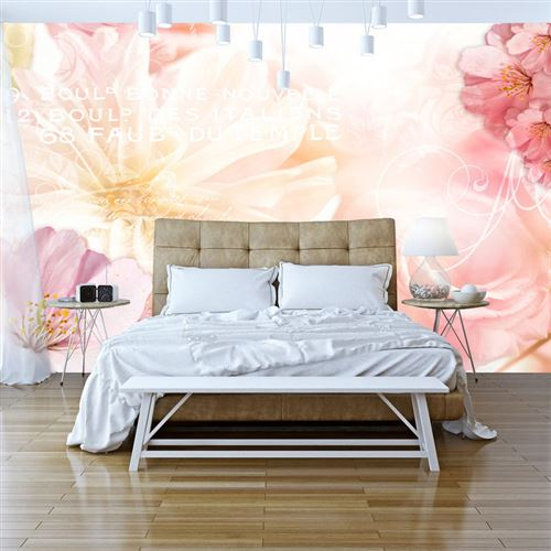 papier peint - romantic message - artgeist - 400x280
