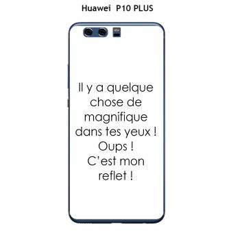 coque huawei p10 texte