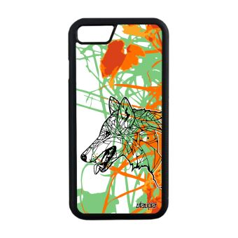 coque animaux pour iphone 8