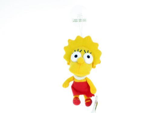 Peluche Ventouse Simpsons - Lisa 18cm
