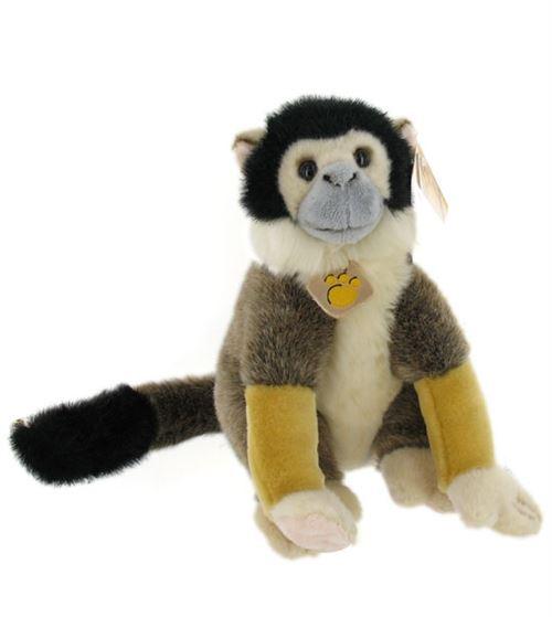 Peluche singe écureuil Saimy