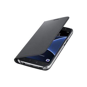 pretty cool best loved united kingdom Etui à rabat Samsung Noir pour Galaxy S7