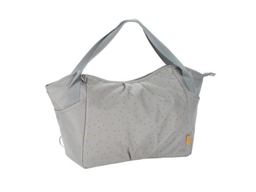Lassig - Casual Sac Twin Triangle gris clair