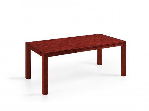 Table de salle à manger - table de cuisine - chêne brun - 150 cm - Natura