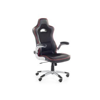 chaise de bureau fauteuil gamer noir master achat prix fnac. Black Bedroom Furniture Sets. Home Design Ideas