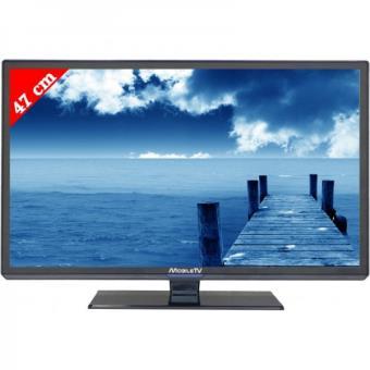 mobile tv vision19dvd t l viseur lcd hd 18 5 lecteur dvd. Black Bedroom Furniture Sets. Home Design Ideas