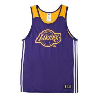 2xl Maillot D'entraînement Lakers Adidas Los Violet Nba Angeles 543LARjqc