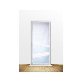 Voile Pour Porte Fenêtre 70x200 Cm Dolly Blanc