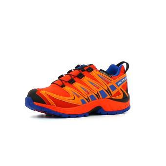 Salomon XA Pro 3D CSWP Orange 33 Chaussures Enfant Mixte