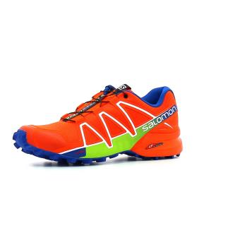 Salomon Speedcross 4 Orange 42 Chaussures Adulte Homme