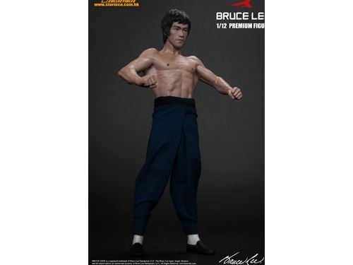 Storm Collectibles - Bruce Lee statuette 1/12 Official Bruce Lee 18 cm
