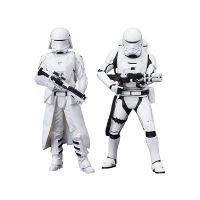 Figura Snow Trooper & Frame Trooper - Star Wars